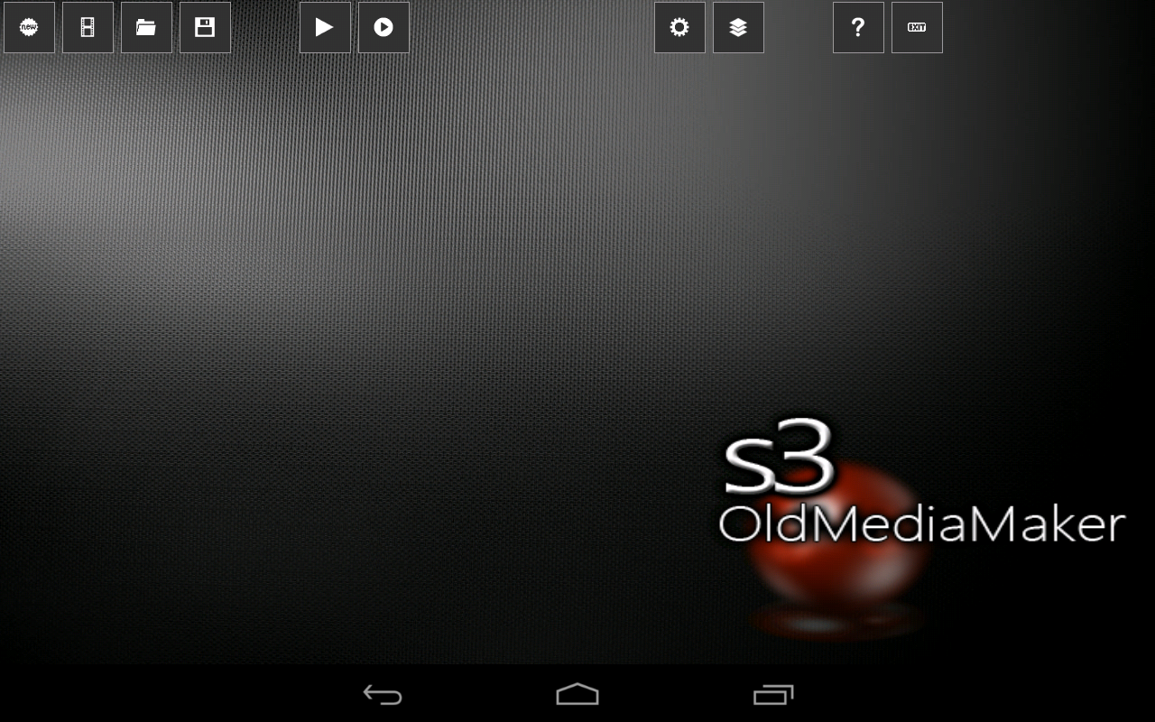 s3 Old Media Maker - screenshot