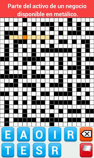 Crosswords spanish 2.3 screenshots 7