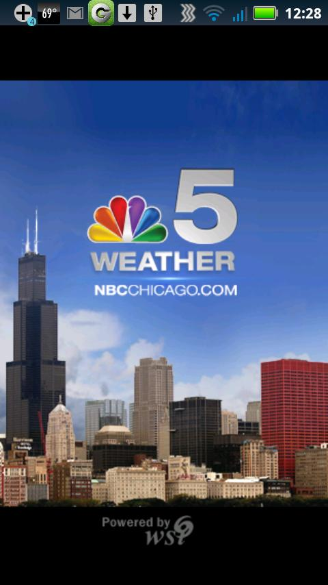 NBC 5 StormTeam - screenshot