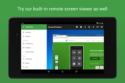 Unified Remote Screenshot 7