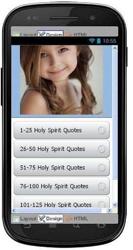 Best Holy Spirit Quotes