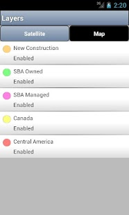 SBA Sites™- screenshot thumbnail