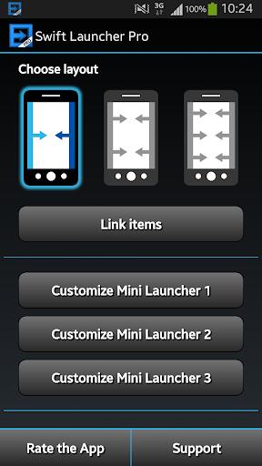Swift Launcher Pro
