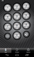 Screenshot of Luxor Smart Remote