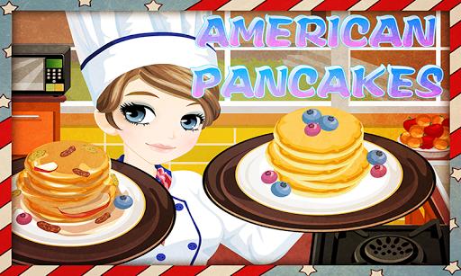 美國薄餅- 免費
