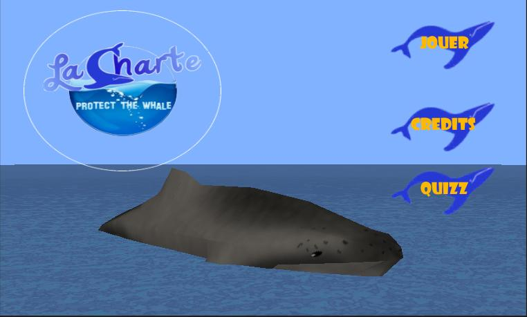 La Charte - Protect the Whale- screenshot