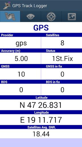 GTL - GPS Track logger