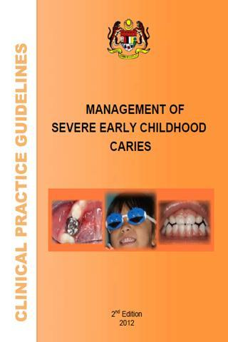 【免費書籍App】KKM / BKP Childhood Caries-APP點子