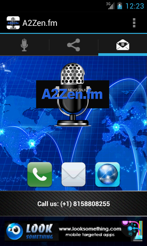 A2Zen.fm - screenshot