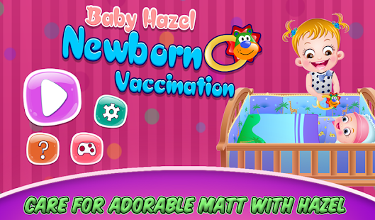 Baby Hazel Newborn Vaccination- screenshot thumbnail