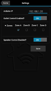 Home Remote- screenshot thumbnail
