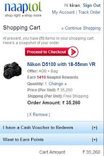 Naaptol: Shop Right Shop More - screenshot thumbnail