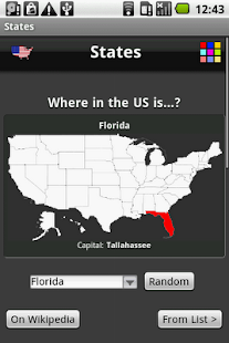 States Free - screenshot thumbnail
