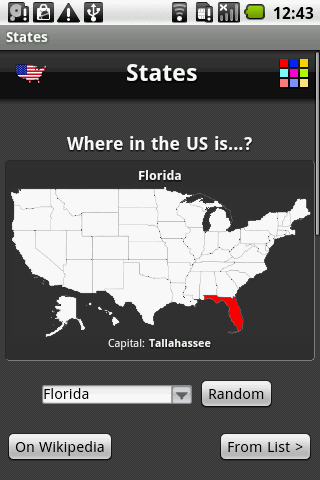 States Free - screenshot