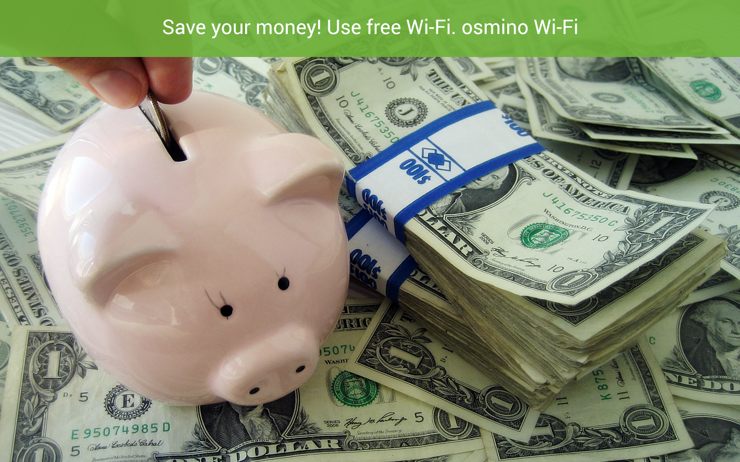 osmino Wi-Fi: free WiFi- screenshot