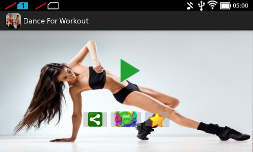 Dance for workout