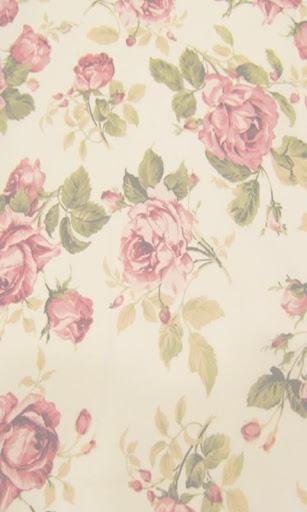 Vintage flower HD Wallpaper