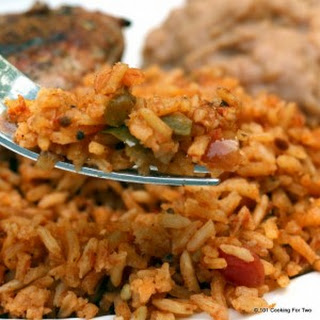 Easy Stovetop Mexican Rice.