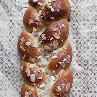 Braided Cardamom Bread (Pulla)