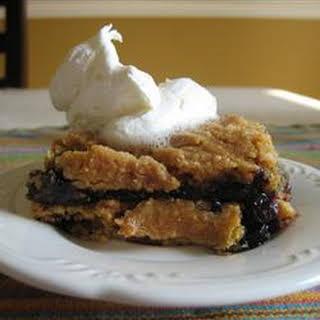 Blueberry Dump Cake With Cake Mix Recipes.