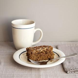 Espresso Glazed Pecan Coffee Cake Recipe