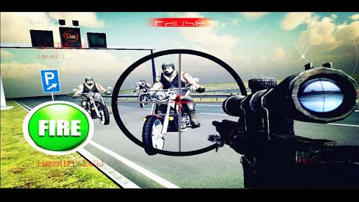狙擊手交通獵人3D