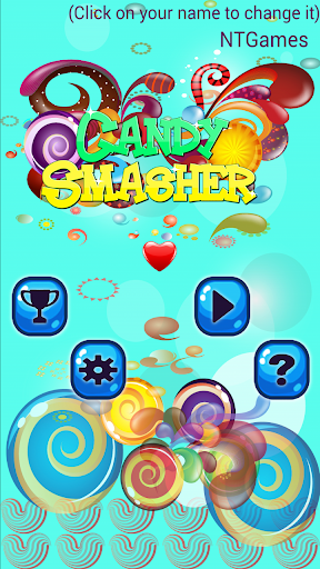 Candy Smasher Line HD