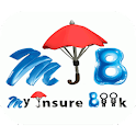 LIC Life Insurance Manager App icon