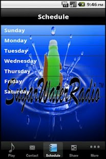 Sugar Water Radio- screenshot thumbnail