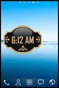 DiamondGold Alarm Clock Widget screenshot 5