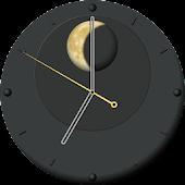 Zen Lunar Phase Watch Face