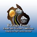 Watauga Roads and Weather icon