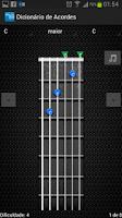 Screenshot of Chords Dictionary Guitar