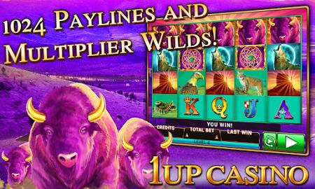 Slot Machines - 1Up Casino 1.6.3 screenshot 327944