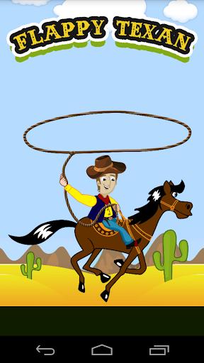 Flappy Texan-HD