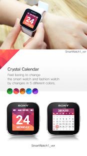 Calendar Crystal