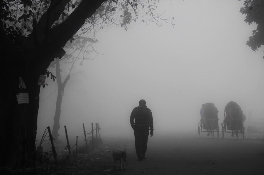 Mystery........ by Zahid Rahman - People Street & Candids