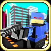 Robo Warrior Mini Games