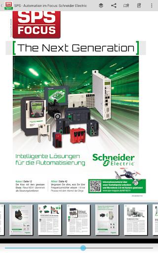 SPS Focus Schneider Electric