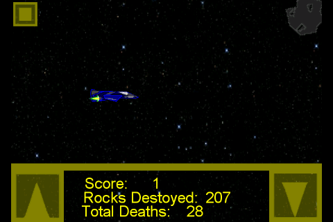 Meteor Space Survival