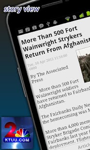 KTUU News FromAnchorage,Alaska - screenshot thumbnail