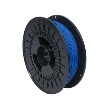 Soft PLA 3d printing filament