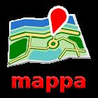 Corsica Offline mappa Map icon