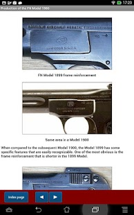 FN model 1900 pistol explained- screenshot thumbnail