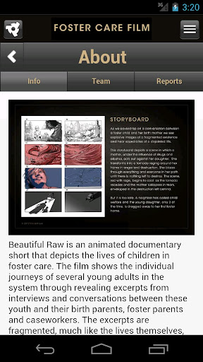 Foster Care Film