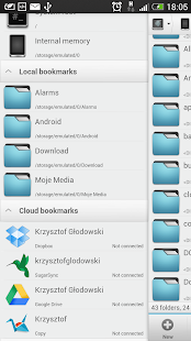 Solid Explorer File Manager - screenshot thumbnail