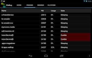 Screenshot of Walltop