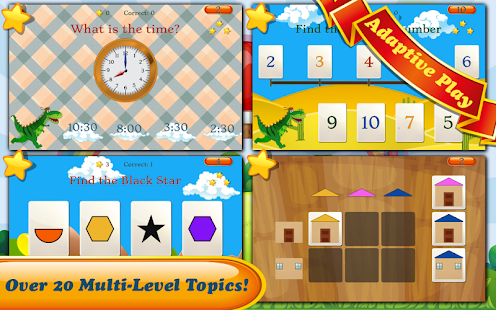 Math Learning Games for Kids- screenshot thumbnail