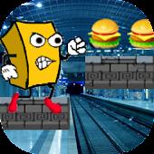 Subway Sponge Run