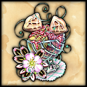 Ice Cream Sundae Tattoo LiveWP icon